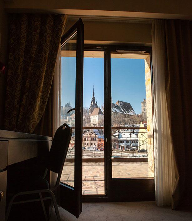 hotel-cu-vedere-la-Cetatea-Sighisoarei---Cavaler---dubla-duplex