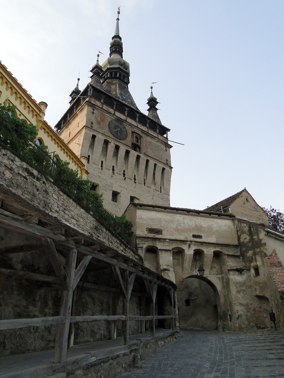 sighisoara-tower